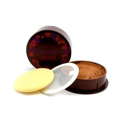 Bourjois Poudre de Soleil Loose Bronzing Powder - #05 Voile De Soleil Scintillant (Packaging Slightly Damaged) 16g/0.56oz