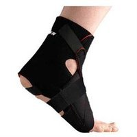 Thermoskin 85136 Large Foot Stabilizer - Black
