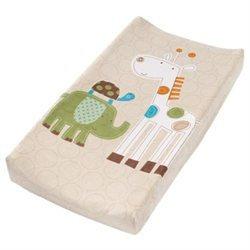 Summer Infant Plush Pals Changing Pad Cover - Safari