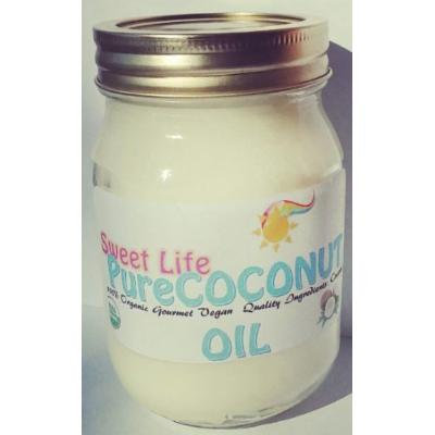 Sweet Life Organic Coconut Oil