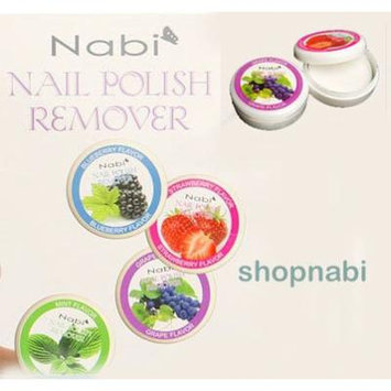 4 Nail Polish Remover Pads Acetone Free Scented