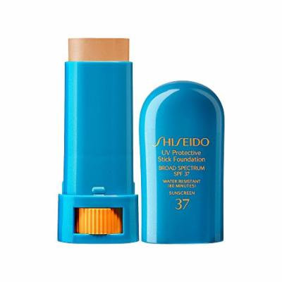 Shiseido UV Protective Stick Foundation SPF 37 #02 Fair Ochre 9g / .31 oz