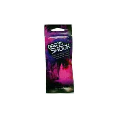 Lot of 5 Dream Shock Tanning Lotion Packets