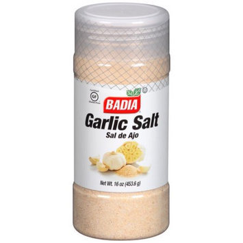 Badia Garlic Salt, 16 oz