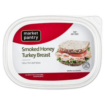 market pantry Market Pantry Smoked Honey Turkey Breast 9 oz