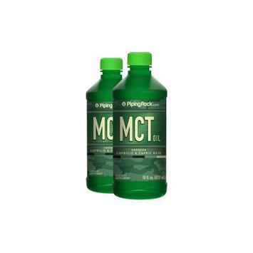 MCT Oil 2 Bottles x 16 fl oz