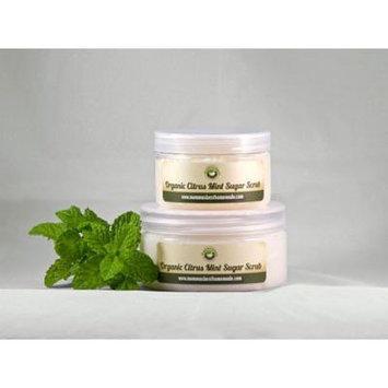 Organic Citrus Mint Body Scrub (8OZ)