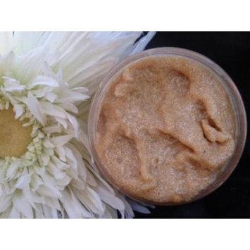 Tropical Organic Coconut Brown Sugar Body Scrub (5OZ)