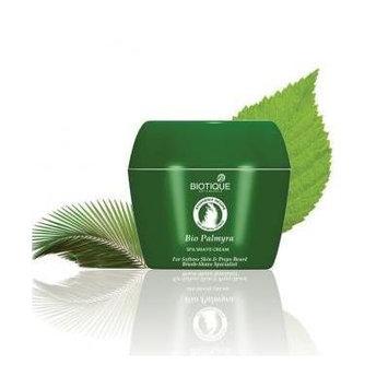 Bio Palmyra SPA Shave Cream (6.43 Oz) by Biotique