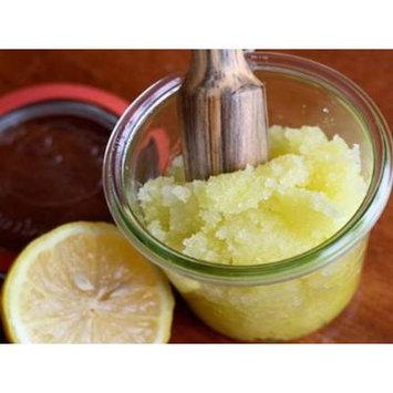 Organic Lemon Honey Body Scrub (5OZ)