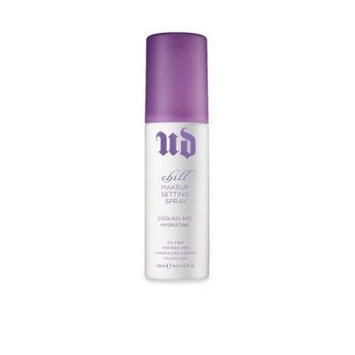 Urban Decay Chill Makeup Setting Spray Cooling and Hydrating