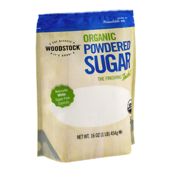 Woodstock Organic Powdered Sugar