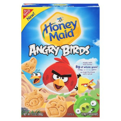 Nabisco Honey Maid Angry Birds Honey Graham Crackers