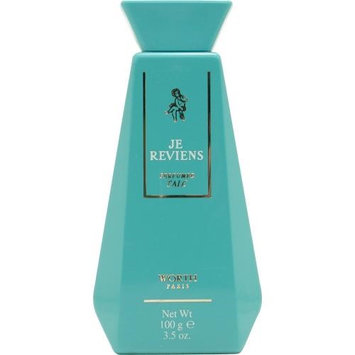 Worth Products Worth - Je Reviens Talc Powder 3.5 oz For Women