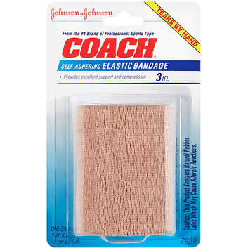 COACH Sports Care Self-Adhering Elastic Bandage