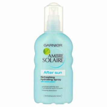 Garnier Ambre Solaire After Sun Refreshing Hydrating Spray with Cactus Extract 200 ml