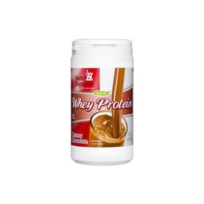 Nutri-Supreme Research Whey Protein Powder Creamy Chocolate Dairy Cholov Yisroel - 1.2 LB