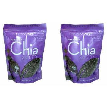 Trader Joe's Chia Seeds - 5.3 Oz (2-pack)
