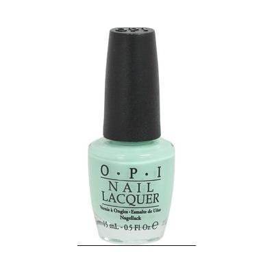 OPI Feel The Mo-heat-oes Green