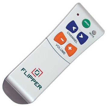 Flipper Remote Flipper Simple Universal Remote for 2 Devices