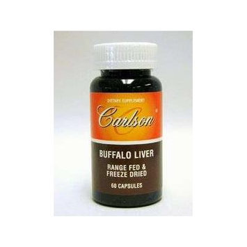 Carlson Labs Buffalo Liver 60 caps