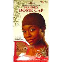 Donna Premium Collection Spandex Dome Cap #22216 Beige