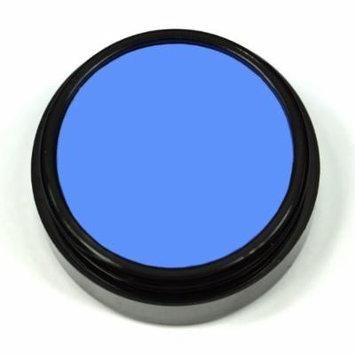 Graftobian Professional Theatrical Creme Makeup - 1/4oz Eye Shadow/Lining Shades (Deep Misty Blue)