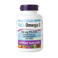 Holista Omega-3 Kids Orange Flavor