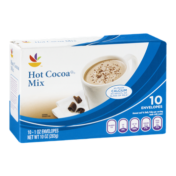 Ahold Hot Cocoa Mix - 10 CT