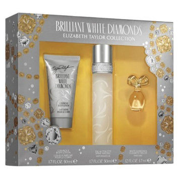 Women's Brilliant White Diamonds by Elizabeth Taylor Fragrance Gift