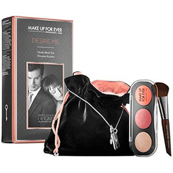 MAKE UP FOR EVER Desire Me Cheek Set: Inspired by the movie Fifty Shades of Grey