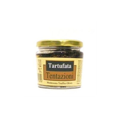 Tentazioni Mushrooms/Olives/Truffles, 5.71-Ounce