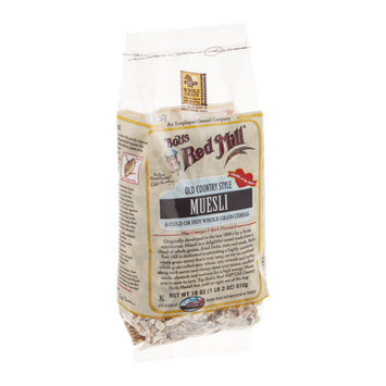 Bob's Red Mill Whole Grain Cereal Muesli