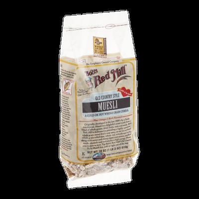 Bob's Red Mill Whole Grain Cereal Muesli