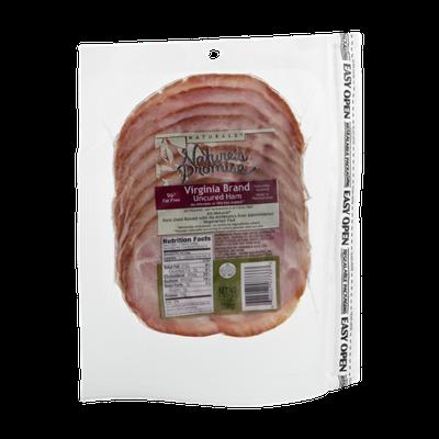 Nature's Promise Naturals Virginia Brand Uncured Ham