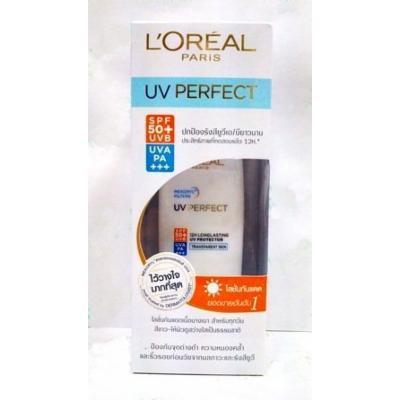 L'oreal Paris Uv Perfect Spf 50+ Pa+++transparent Skin 30ml
