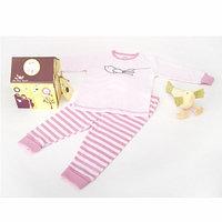Baby Bunch Birdhouse Pajamas with Plush Bird Toy