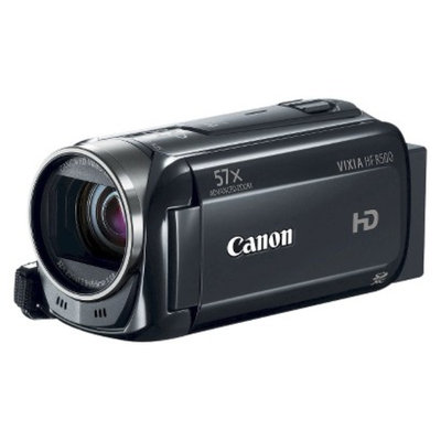 Canon VIXIA HF R500 Flash Memory Digital Camcorder with HD-1080p -