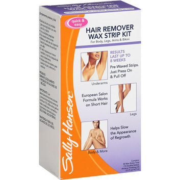 Sally Hansen Hair Removal Wax Strips