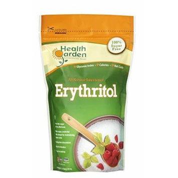 Health Garden 1 lb. Erythritol Sweetener -Non-GMO -All Natural - **KOSHER**