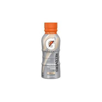 Gatorade Protein Recovery Shakes Vanialla 11.16oz (12 Pack)