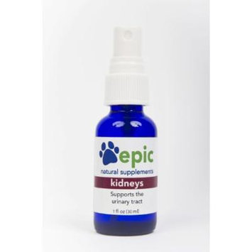Kidneys - Natural, Electrolyte, Odorless Pet Supplement That Supports the Urinary Tract Naturally (Spray, 1 ounce)