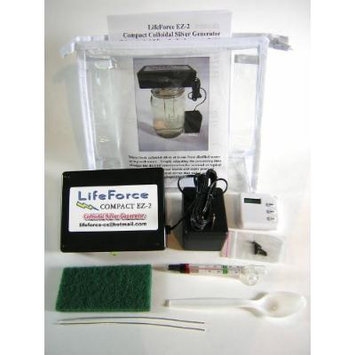 LifeForce Compact EZ-2 Colloidal Silver Generator Package