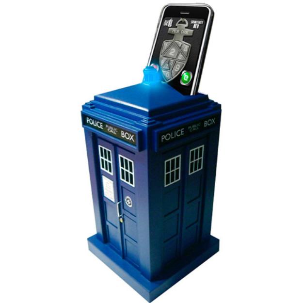 Doctor Who TARDIS Smartsafe Ages 13+, 1 ea