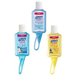 Purell Advanced Mixed 1 oz. Jelly Wrap Carriers, 36pk
