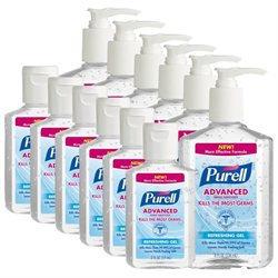 Purell Original 2 oz. 6pk + 8 oz. 6pk
