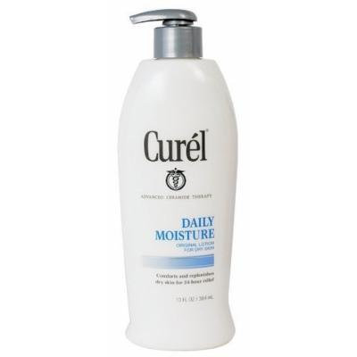 Curel Daily Moisture Original Lotion for Dry Skin, 13 Ounces ( Pack of 2)