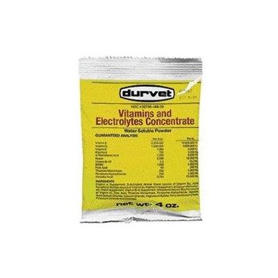 Durvet Vitmn Electrolytes Conctrate 4 Ounces - 02 DTH2501