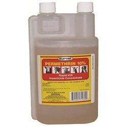 Durvet Permethrin 10% Ec Insect Control Quart