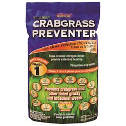 Bonide Products Crabgrass Preventer With Fertilizer